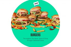 Impossible Burger Messy Burgers Food Photography