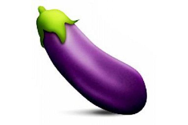Eggplant Emoji Means Sex