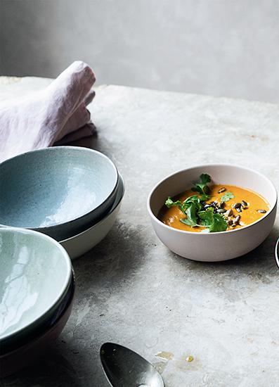 Jonathan Lovekin Bowl of Soup Creative Food Jobs