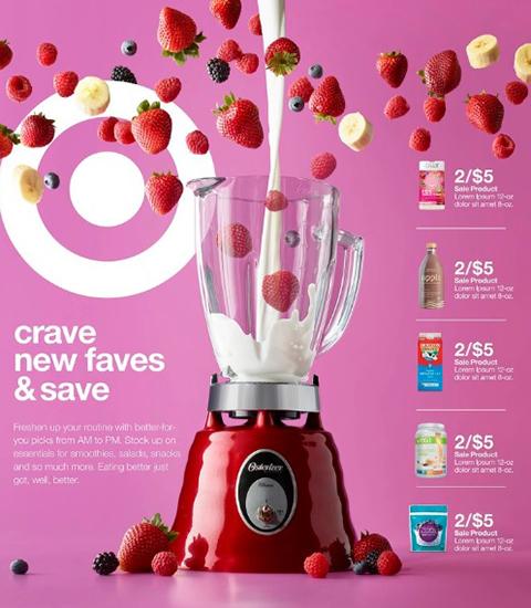 Matt Armendariz Target Catalog Creative Food Jobs