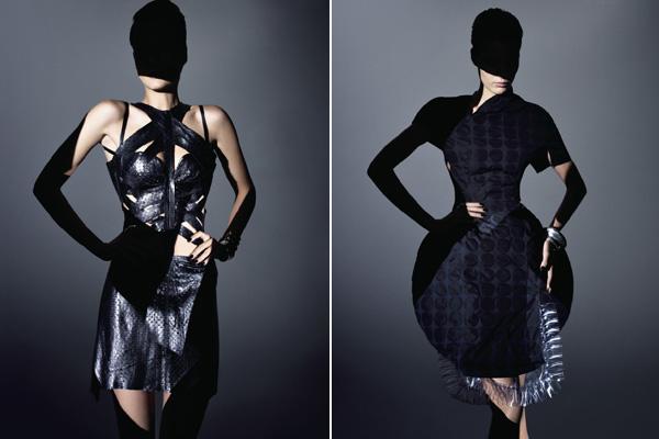 Richard Burbridge Fashion Shadow