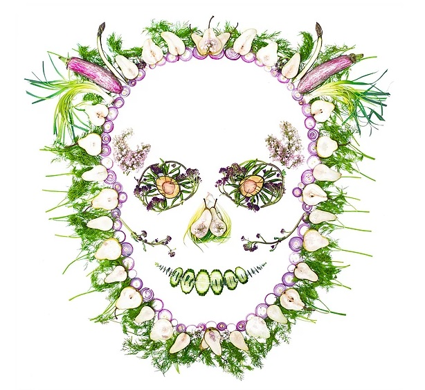 Vegetable Skull Amba Living
