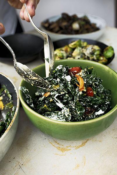 Ottolenghu Simple Cookbook Photography