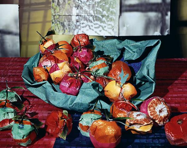 Daniel Gordon Fruit Food Photography Collage Art