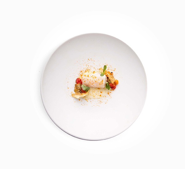 Plated Fish Canlis Restaurant Website Food Photography