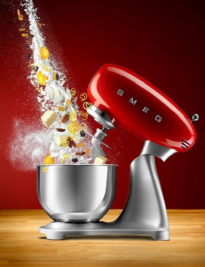 Smeg Industrial Design Gregorczyk Creative Food Photography Job