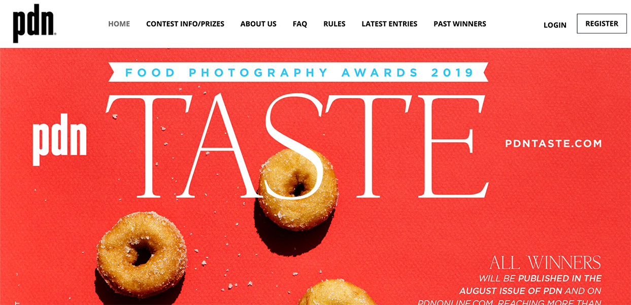 food photography awards contest, PHOODE