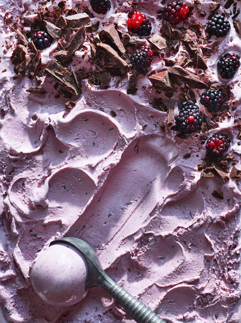 sue tallon food photography, advertising food product photographer, food photography studio san francisco, mars garden, top food photographer in united states, ice cream