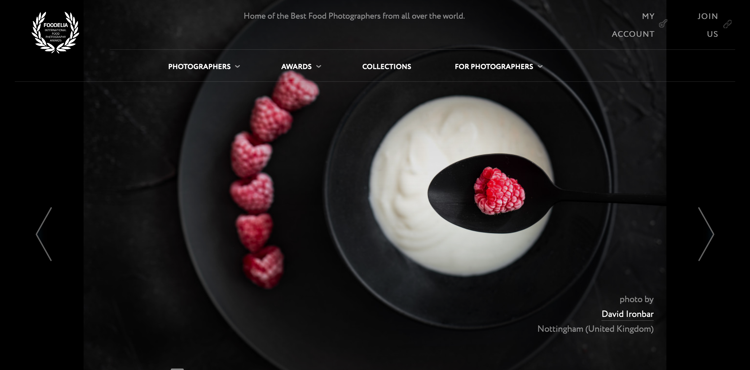 food photography awards contest, foodella competitions, phoode