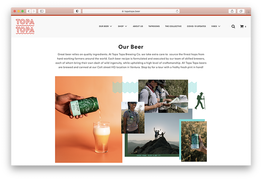 phoode, Mikaela Hamilton, Topa Topa Brewing, beer, craft beer, food photographer, food branding, beer branding, beer advertising, beer lifestyle, lifestyle photography,